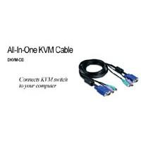 Dlink KVM kabelset DKVM-2/DKVM-8E