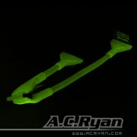 AC Ryan Floppy Kabel UV Groen 2 Device