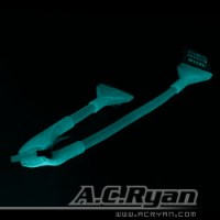 AC Ryan Floppy Kabel UV Blauw 1 Device