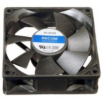 Recom Black Blower Case Fan