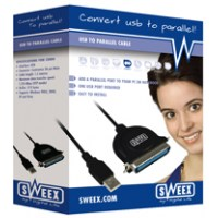 Sweex USB to Parallel converter