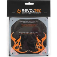 Revoltec Vibration Absorber voor Case Fan 80 mm