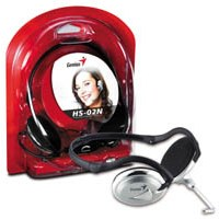Genius Headset HS-02N