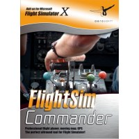 Aerosoft FlightSim Commander X (FS X Add-On)