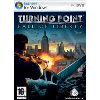 Codemasters Turning Point, Fall of Liberty  (DVD-Rom)