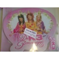 Rainbow K3 Mousepad Prinsesjes Design
