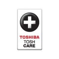 Toshiba 3 jaar On Sitegarantie voor notebooks met standaard 2 jaar garantie.
