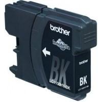Brother LC-1100HYBK  Inktcartridge zwart