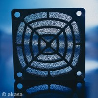 Akasa GRM92-30 Black 92mm fan filter