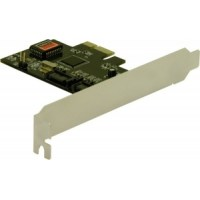 DeLOCK SATA II PCI Express Card, 2 Port