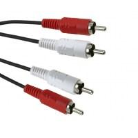 ICIDU RCA Extension Audio Cable, 5m