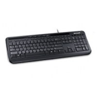 Microsoft Wired Keyboard 600, Black