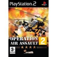 Midas Operation Air Assault 2 PS2