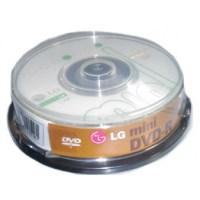 LG Mini DVD-R 30Min