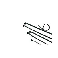 Intronics Cable tie 203 mm zwart (CT1055). Unit: Zak 100