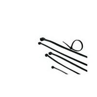 Intronics Cable tie 100 mm zwart (CT1015). Unit: Zak 100
