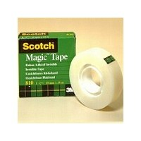 3M Plakband Scotch Magic 810