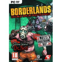 Take Two Borderlands, Double Game Add-On Pack (DVD-Rom)