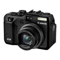 Canon PowerShot G12 - Digitale camera - prosumer - 10.0 Mpix - optische zoom: 5 x - ondersteund geheugen: MMC, SD, SDXC, SDHC, MMCplus