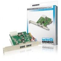 Konig PCI Express 2x USB 3.0