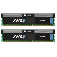Corsair Corsair XMS3 8GB (2x4GB) DDR3 1600 MHz (PC3 12800) Desktop Memory