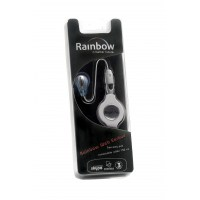 Rainbow Web Earbud Yellow