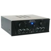 Skytronic Karaoke Amplifier Zwart