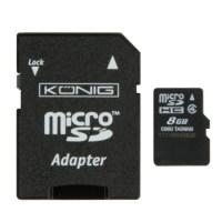 Konig MicroSDHC Geheugenkaart