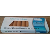 Salland Elektrische sigaret DUO Luxe navulling