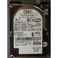 IBM 20GB IDE/ATA 5.400 rpm 2.5