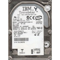 IBM 20GB IDE/ATA 5.400 rpm 2.5