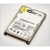 WD 80GB IDE/ATA 5.400rpm 2.5