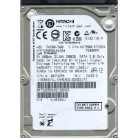 Hitachi 500GB SATA 7.200rpm 3.5