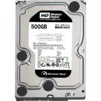 WD 500GB SATA 7.200 rpm 3.5