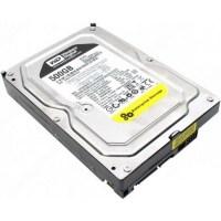 WD 500GB SATA-600 7.200 rpm 3.5