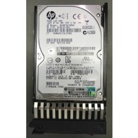 HP Hot Plug 72GB 15k rpm SAS 6G 2.5