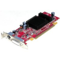 Dell J9133 ATI Radeon X600 128MB Low Profile PCIe DVI