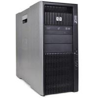 HP Z800 2x Quad Core E5520 2.26 GHz/16GB (4x4GB)/1TB SATA/DVDRW/FX-1800