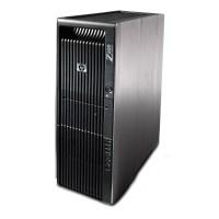HP #6 Z600 Quad Core E5520 2.26 GHz/4GB (2x2GB)/250GB SATA/DVDRW/NVS295 - Refurbished