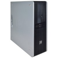 HP DC7900SFF Core2Duo E8500 3.16GHz/2GB/80GB SATA/DVD