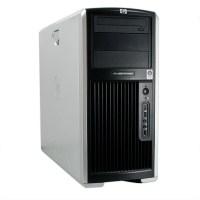 HP XW6600 2x QuadCore Xeon E5420 2.5 GHz/8GB/500GB SATA/DVDRW/FX-1700/No OS