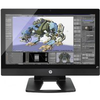 HP Z1 Workstation Intel Xeon E3-1280 3.50Ghz, 8GB, 2TB, DVDRW, Quadro 3000M, Win7 Pro MAR Com ML