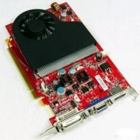 HP GFXD9M-25-Seaking 512MB V133 PCI-e Card