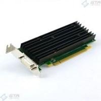 HP nVidia NVS300 512MB PCIe-x1 1xLFH