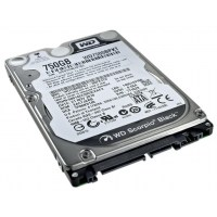 WD 750GB SATA 7.2k rpm 6G 2.5