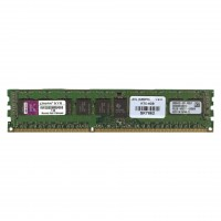Kingston 4GB DDR3 PC3-10600E 1333MHz CL11 1.5V ECC