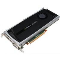 Dell nVidia Quadro 4000 2Gb PCIe 1xDVI 2xDP