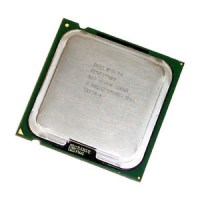 Intel Pentium IV 2.80 GHz/800 MHz/90 nm/E0/1 MB/LGA 775