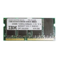 IBM 128MB sDram 168 Pins PC-100 Mhz