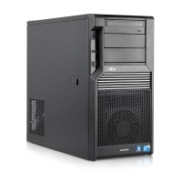 Fujitsu-Siemens Celsius R570-2 / 1x Intel Xeon E5630 2.53 GHz/ 8 GB (2x 4GB) / 2 TB Hdd/ DVD/Quadro 600/ Win 7 Pro  - Refurbished